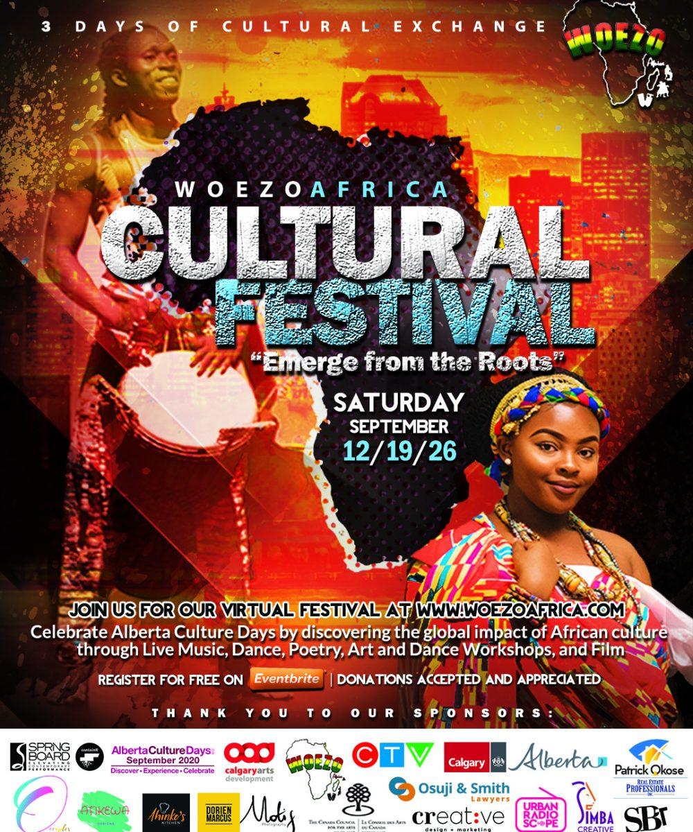 Cultural Festival Program